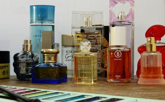 rodzaje perfum